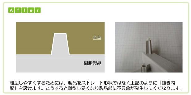 (3)抜き勾配を設けて設計を行う_3_2