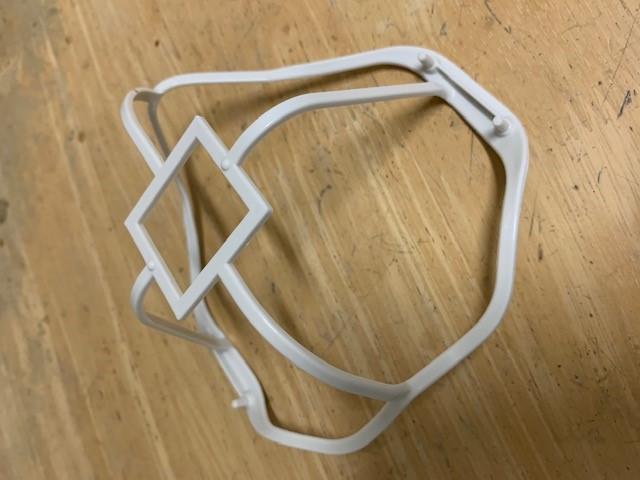 内視鏡用飛沫対策マスク
